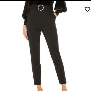 Majorelle black pant